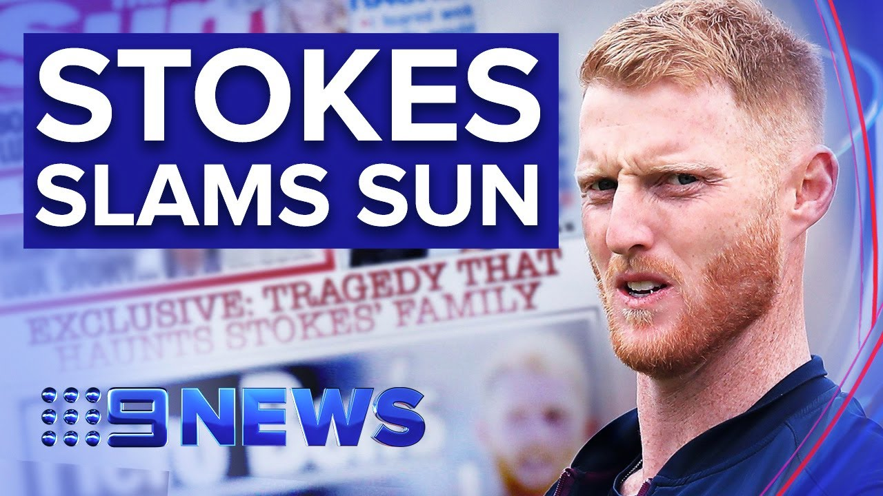 "Download Cricketer Ben Stokes calls article on family tragedy ""despicable"" 