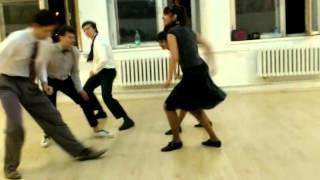 Соло джаз - через 3 месяца сможете танцевать также!
