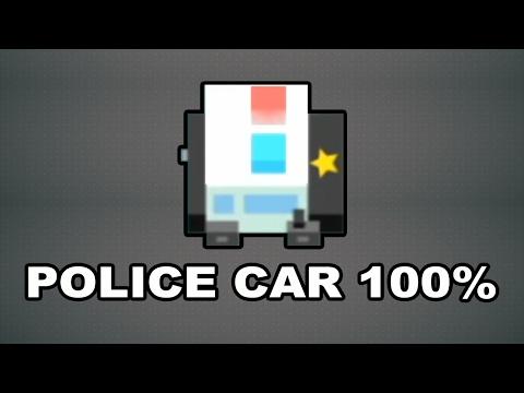 Paper.io - 100% Police Car