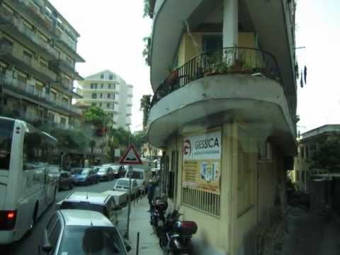 MESSINA Door of Sicily (ITALY)  - City Bus Tour