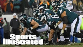 Eagles Open As Biggest Super Bowl Underdogs Since 2009 | SI Wire | Sports Illustrated
