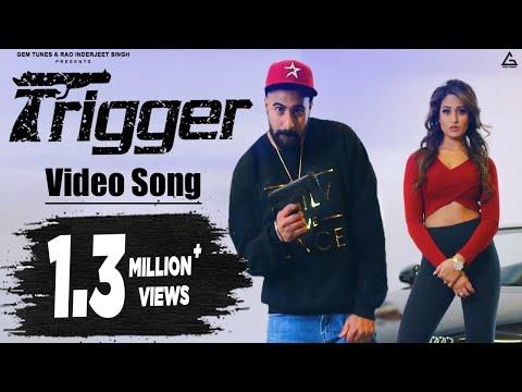 Trigger   New Punjabi Songs 2017   Jimmy Jay Ft. Rahul Chahal   Deep Jandu   Yellow Music