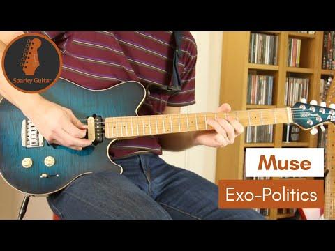 Exo Politics - Muse (Guitar Cover)