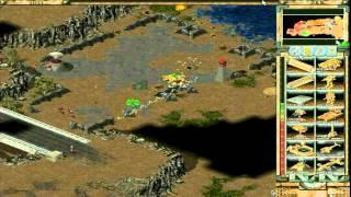 Command & Conquer Tiberian Sun Hard - GDI - 16: Destroy Prototype Facility (North) 1/1