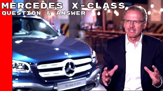 2018 Mercedes X-Class Question & Answer