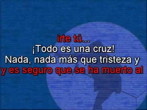 Karaoke   Nada Tango, estilo L Vitale