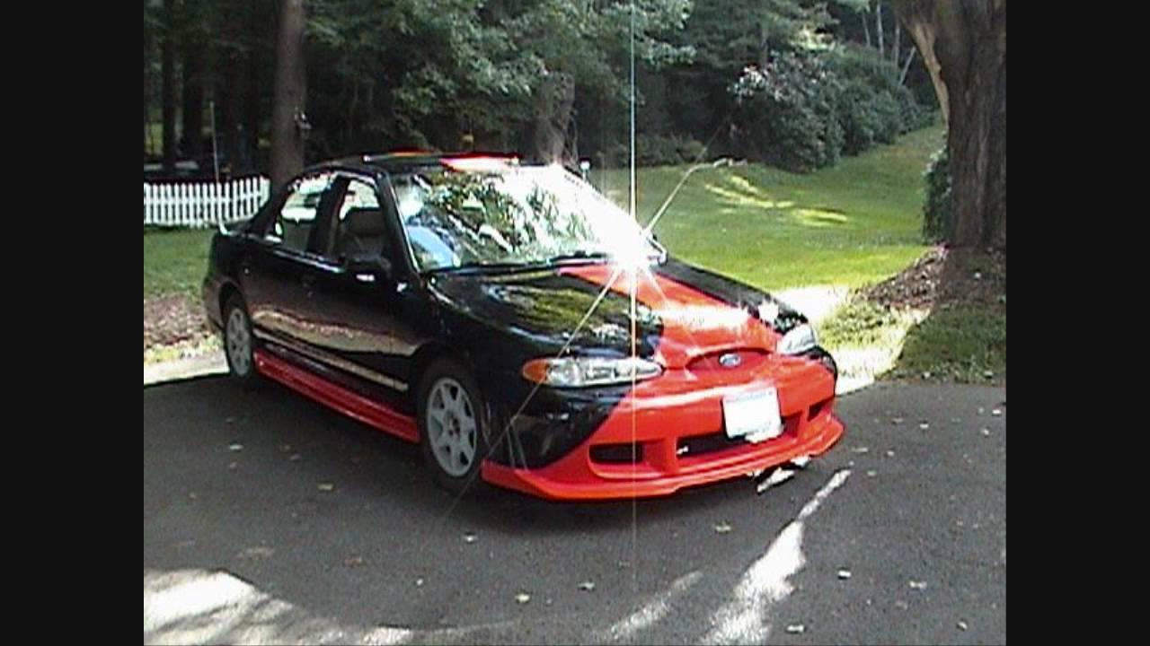 carro ford contour 96