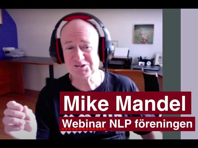 Mike Mandel - Power language, New Code NLP och mer