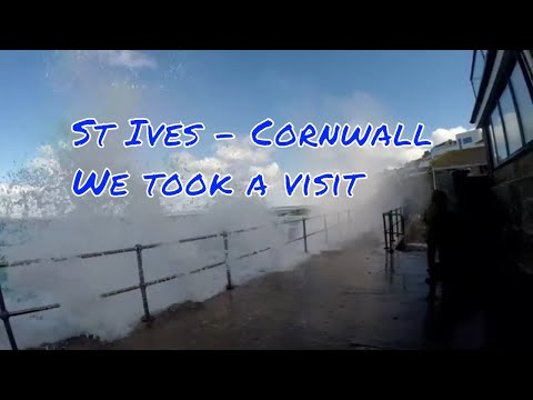 St Ives - Cornwall - We Took A Visit
