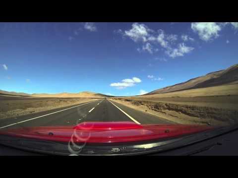 Atacama Desert Drive
