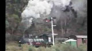 The Great Lithgow Zig-Zag Railway, Australia.