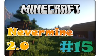 Lets Play Minecraft Nevermine 2 Mod #15 So viele Dimensionen... [German] [FullHD] [60FPS]