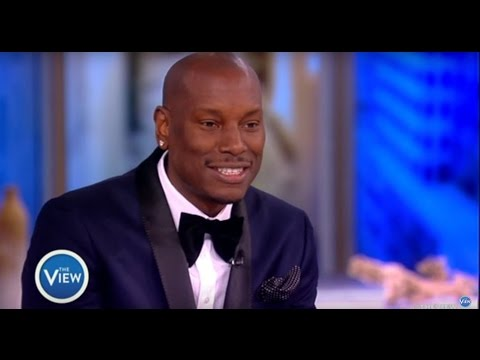 Tyrese Gibson Talks New Marriage, 'Fate & The Furious' & More | The View