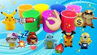 Baby Panda Learn Color Mixing | Play and learn to mix colors With Panda | Babybus kids games