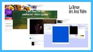La Revue des Jeux Vidéo : Celeste, Florence et les Care Games !