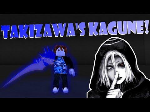 *NEW* TAKIZAWA KAGUNE!! 100K RC CODE!!   Roblox: Ro-Ghoul