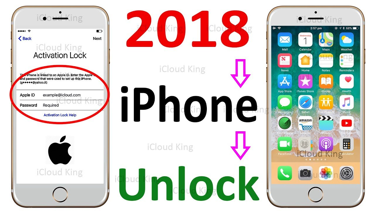 How to update an unlocked phone