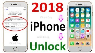 NEW TRICK 2018 How To Permanently UNLOCK AND REMOVE Icloud Activation Lock (Jan-2018)