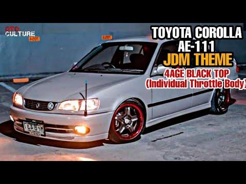 Toyota COROLLA Efsane Kasa AE101 İnceleme Test