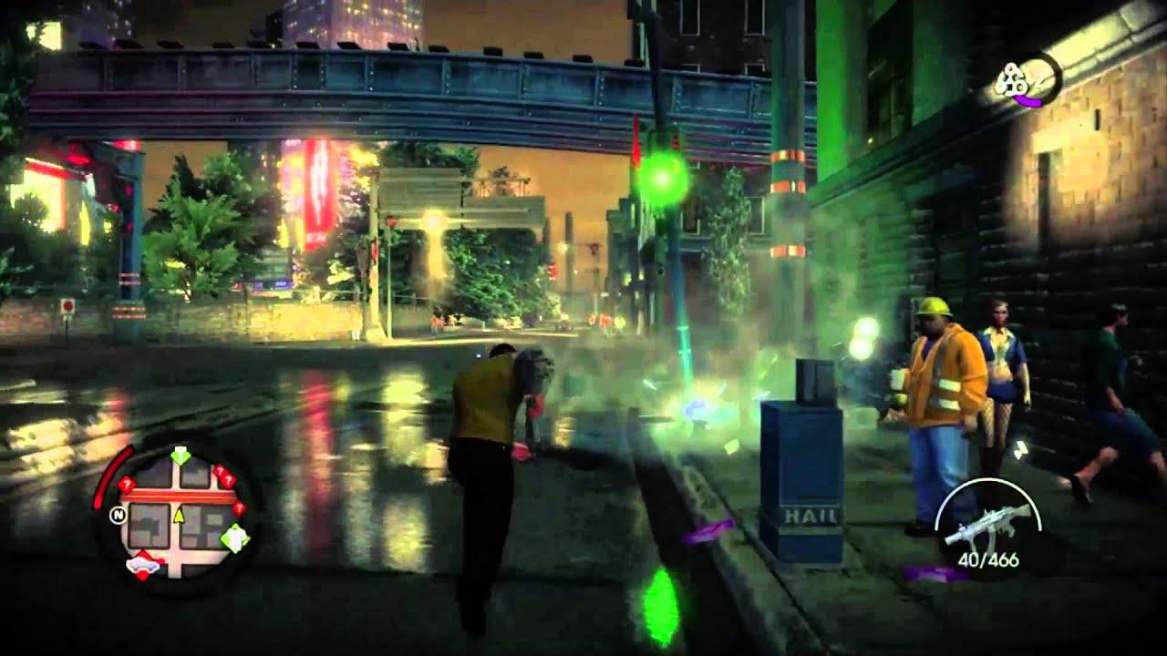 Saints Row IV gameplay - YouTube