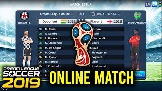 Great ComeBack Win🏆 DLS 19 Online Match - Dream League Soccer 2019 screenshot 5