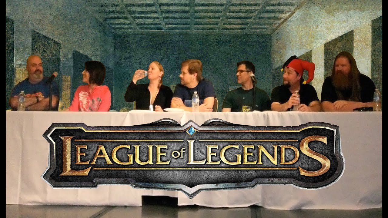 league of legends voice actor panel complete 48 mins youtube. Black Bedroom Furniture Sets. Home Design Ideas