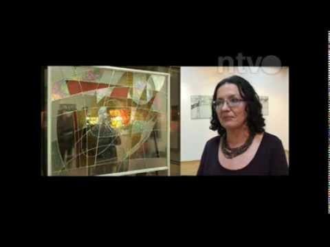 Izložba vitraža mr Slavice Erdeljanović Curk, Galerija NKC