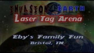laser tag arena invasion earth