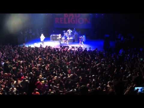 Bad Religion en Chile 2014 HD - Fuck You