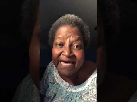 The Enemy is fighting the prayerless saints. Mama Lashun Pace