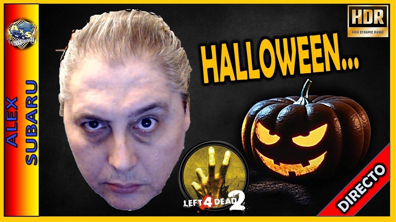 Noche De Halloween 2020 ✅ NOCHE DE HALLOWEEN 2020   LEFT 4 DEAD 2 PC HDR   289   YouTube