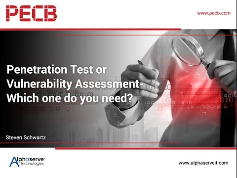 Penetration Test or Vulnerability Assessment - Which one do you need?