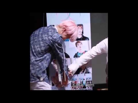 Cute Jimin Protecting His Picture || 防彈智旻搞怪替成員「化妝」