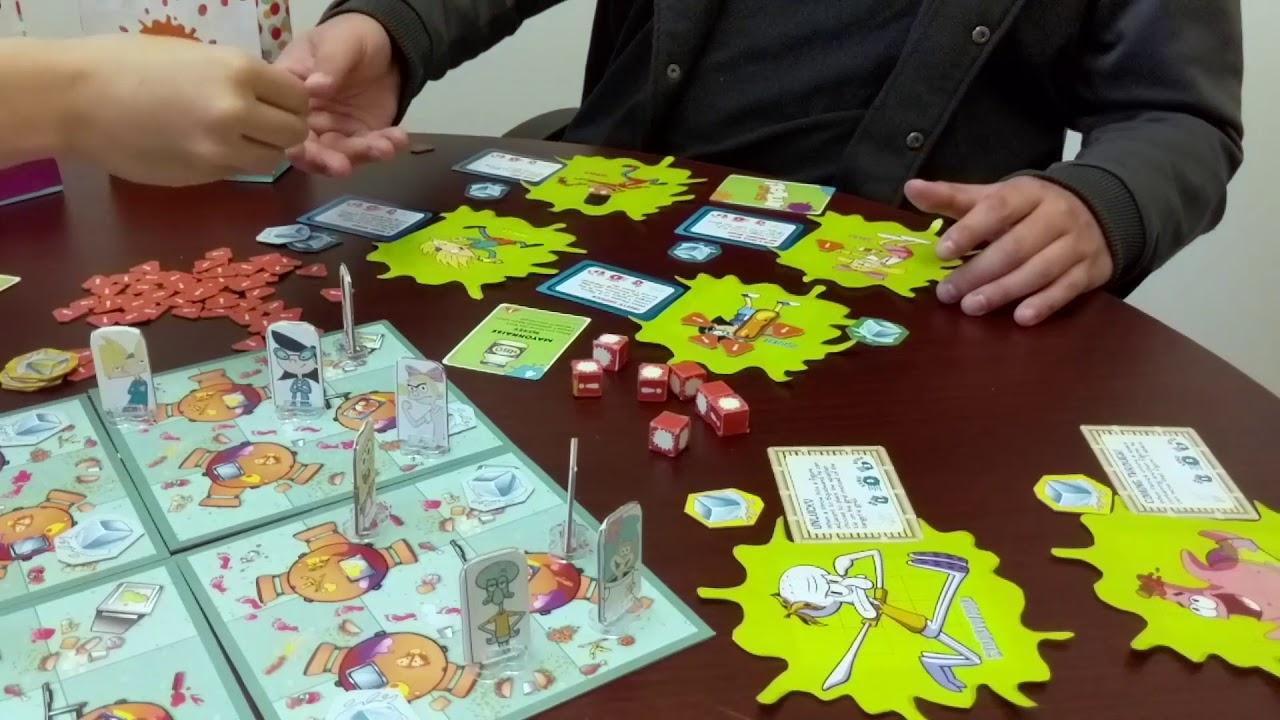 Nickelodeon's Splat Attack! by IDW Games — Kickstarter