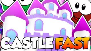 How To Get The CASTLE *FAST* In Roblox MEEPCITY!