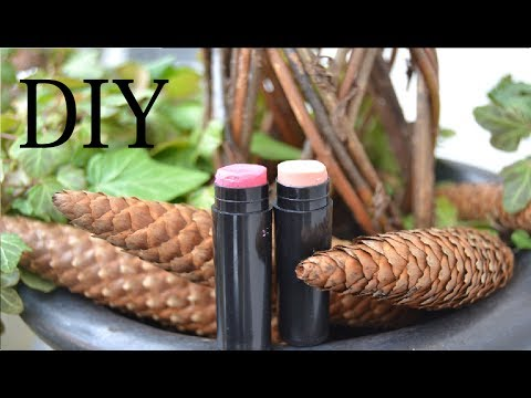 how to make tinted lip balm with vaseline