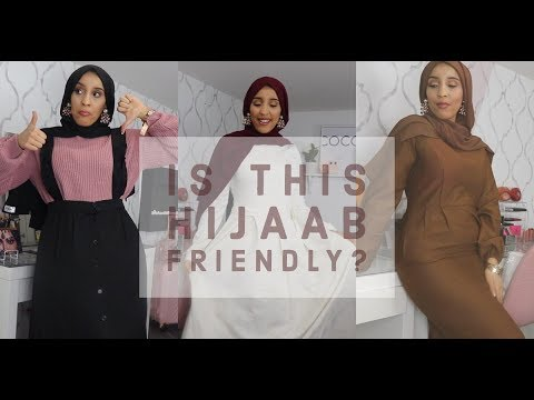 MODANISA TRY ON HAUL // IS THIS HIJAAB FRIENDLY???