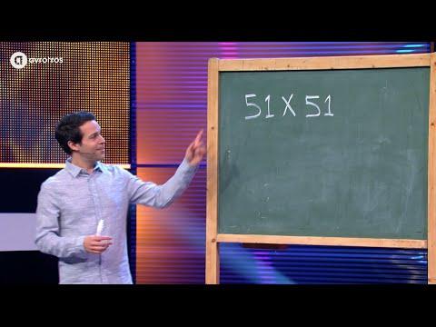 Eerste hulp bij wiskunde   Het beste brein van Nederland