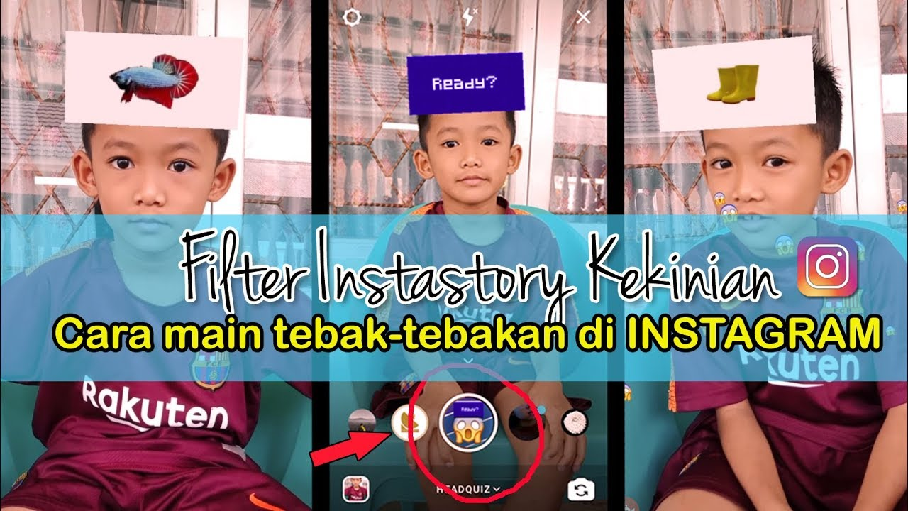 Headquiz Cara Main Tebak Tebakan Di Instagram Youtube