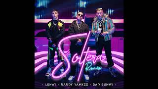 Soltera  Lunay Daddy Yankee Bad Bunny  8d By Eight D Music