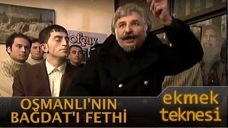 Ekmek Teknesi - Heredot Cevdet Osmanlı'nın Bağdat'ı Fethi