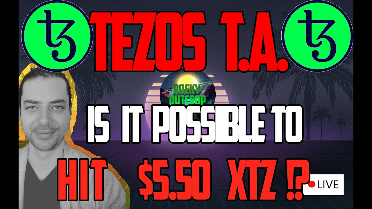 Is it POSSIBLE to see $5.50 XTZ in 2020?? Lots of T.A for Tezos May 25th Technical Analysis 12
