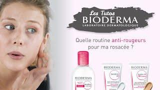 Tuto Anti-Rougeurs : la routine Bioderma pour lutter contre la couperose