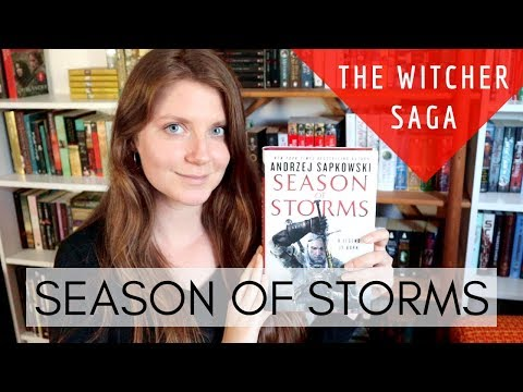 Witcher Book Review – Season of Storms | Spoiler- Free