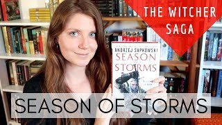 Witcher Book Review - Season of Storms | Spoiler- Free