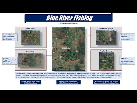 Blue River Fishing - Places To Fish #troutfishing