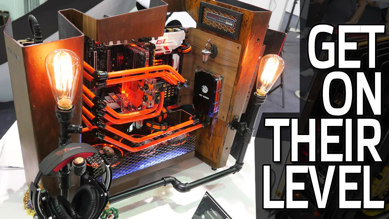 next level water cooling bitspower alphacool computex 2016