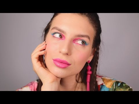 Как сделать макияж на фестиваль? Макияж от Марии Давыдовой