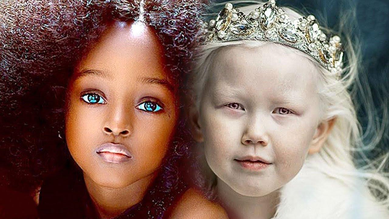 Dünyada Eşi Benzeri Olmayan 10 Küçük Çocuk