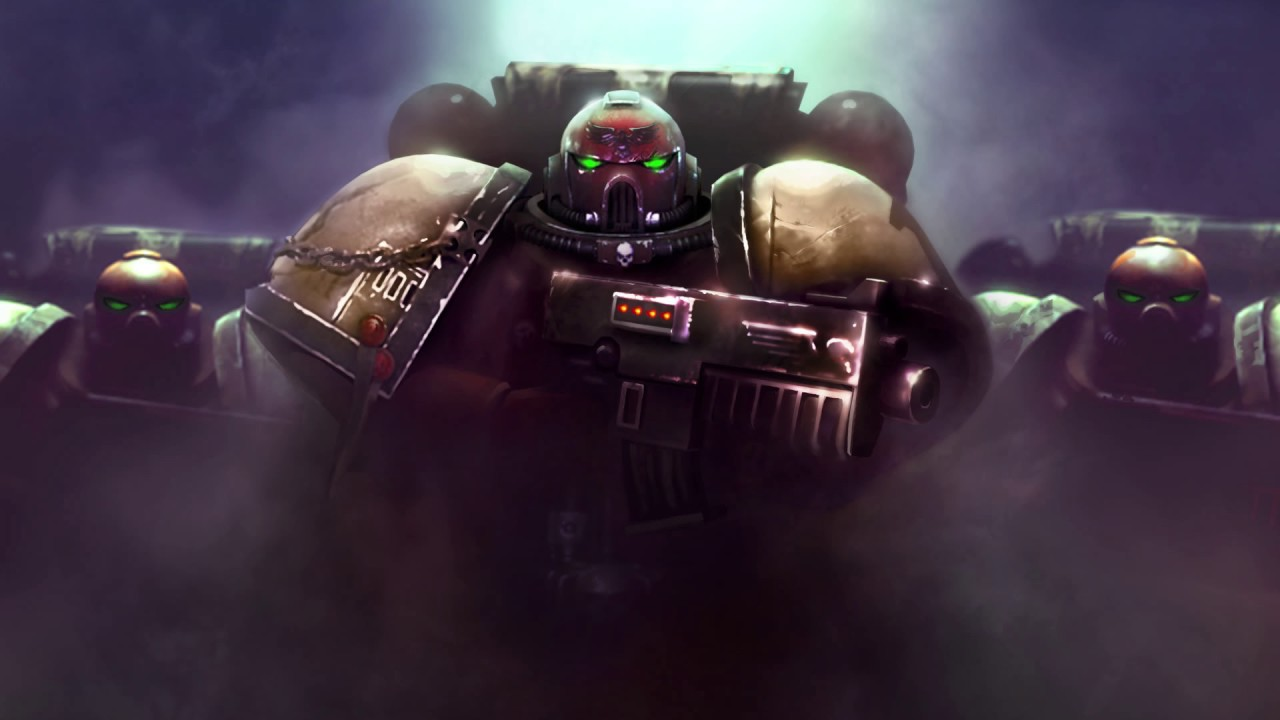 Dawn Of War 2 Space Marine Quotes